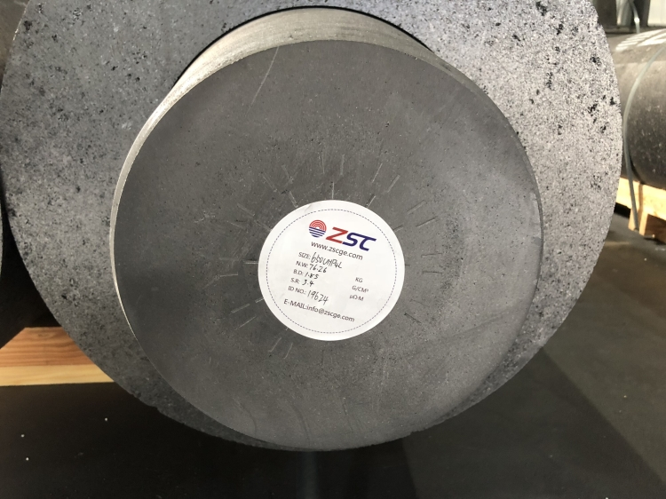 UHP650x2700 graphite electrodes